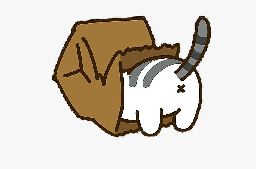 ####neko #nekoatsume #cat #cute #kawaii #paperbag - Neko Atsume Cats Transparent, HD Png Download, Free Download