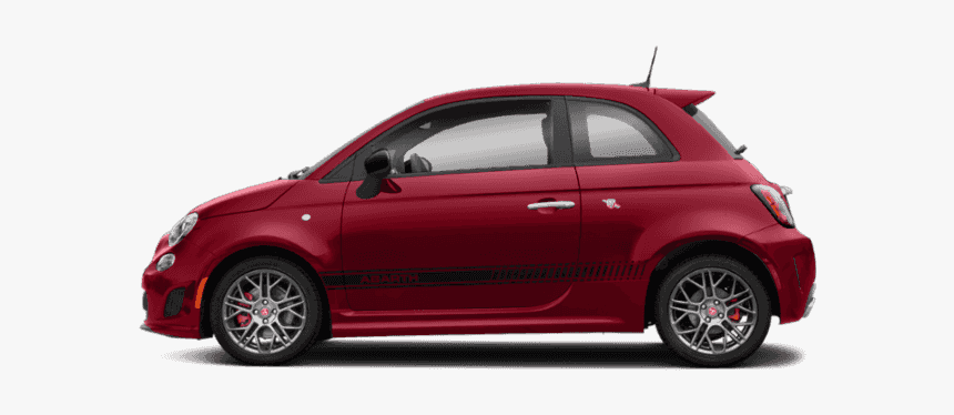 2019 Fiat 500 Abarth Png, Transparent Png, Free Download
