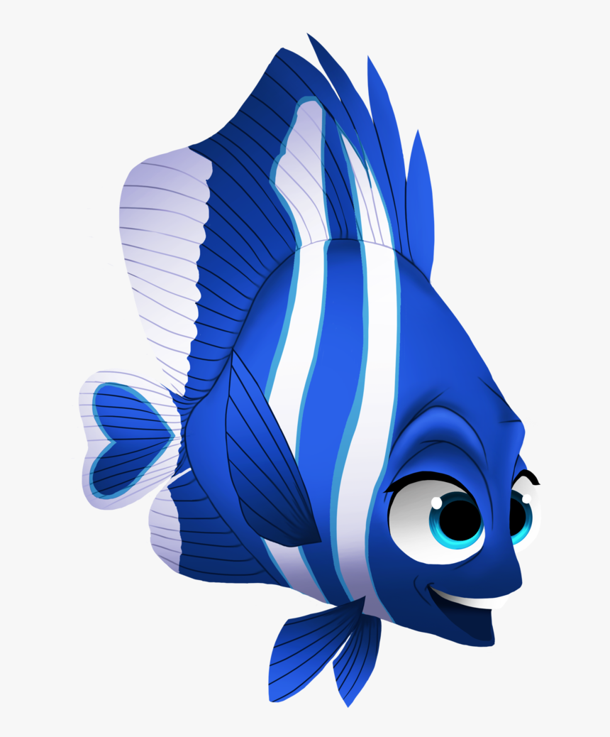 Nemo Clipart Finding Nemo - Deb Finding Nemo Png, Transparent Png, Free Download