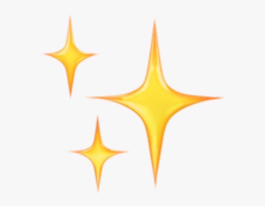 Sparkle Ios Emoji, HD Png Download, Free Download