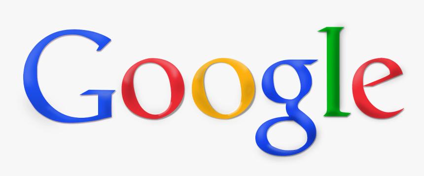 Transparent Background Google Logo, HD Png Download, Free Download
