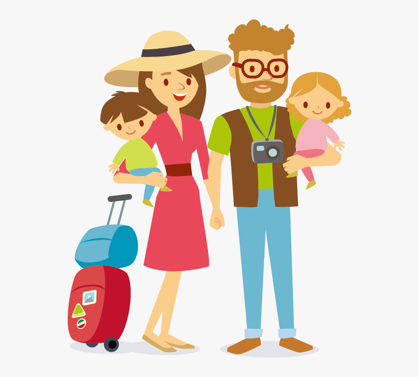 Free Travel Transparent Png - Tourism Clipart (#4233503) - PikPng
