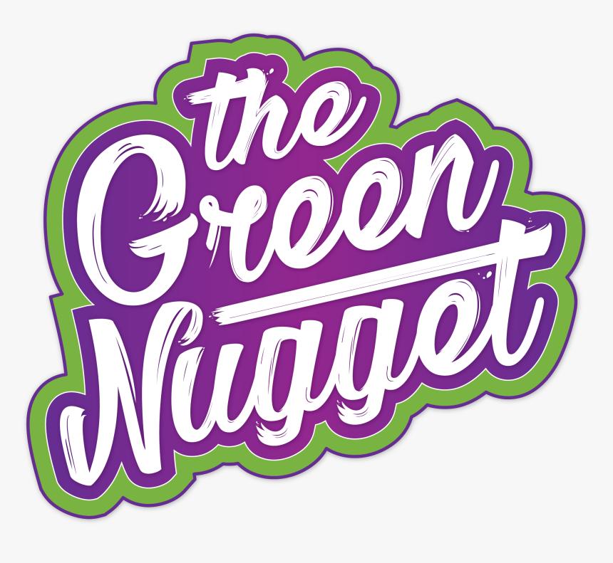 Thegreennugget Purplelogofinaljune Web - Green Nugget Spokane, HD Png Download, Free Download