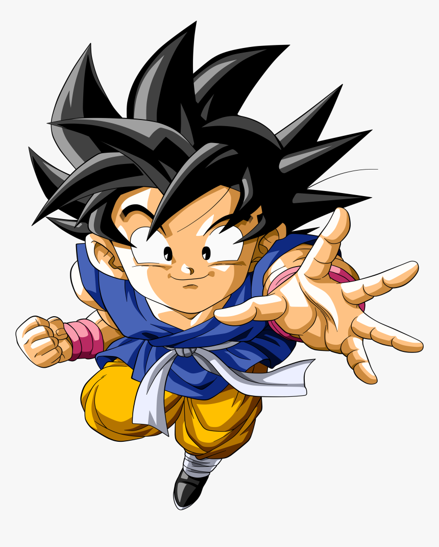 Dragon Ball Gt Goku Fighter Z, HD Png Download, Free Download