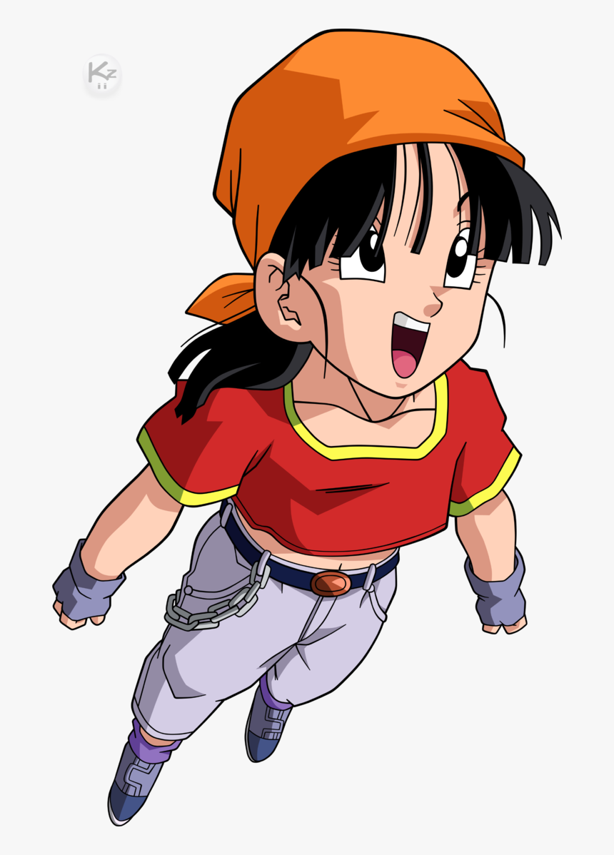 Pan - Dragon Ball Z Gt Clipart, HD Png Download, Free Download