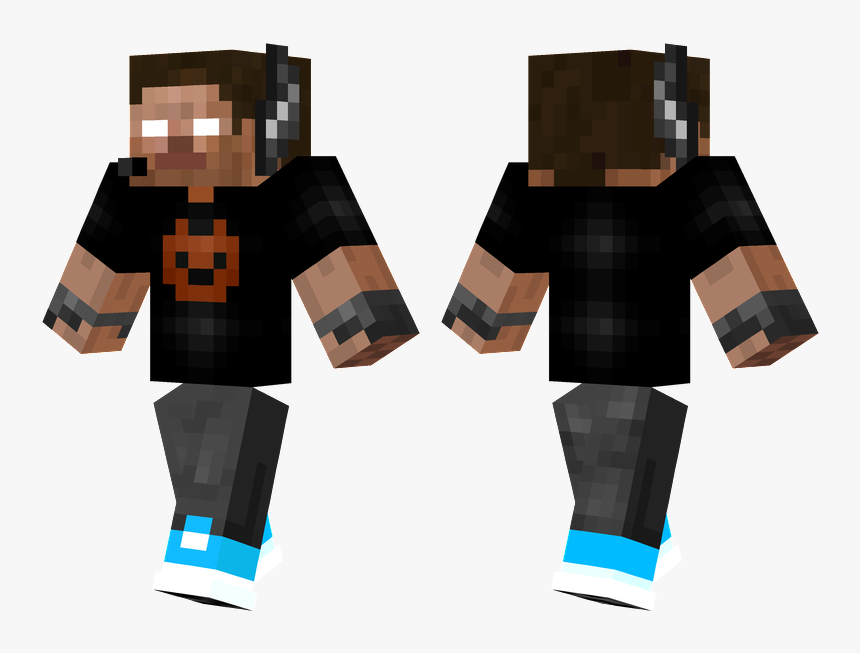 Minecraft Skin Nova Police , Png Download - Minecraft Hoodie Skin, Transparent Png, Free Download