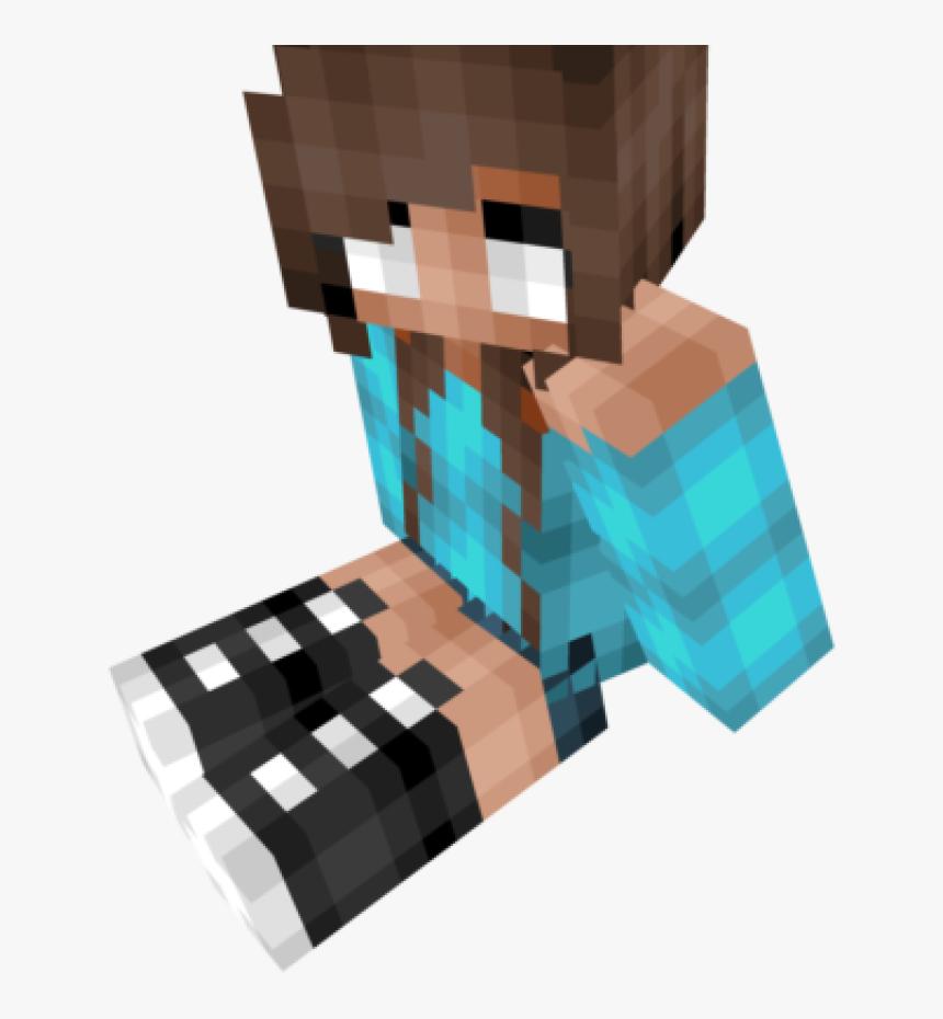 "Herobrine""s Daughter Minecraft Skin - Minecraft Herobrine Hate, HD Png Download, Free Download"