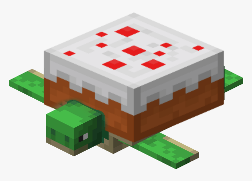 Minecraft Cake In Game Hd Png Download Kindpng