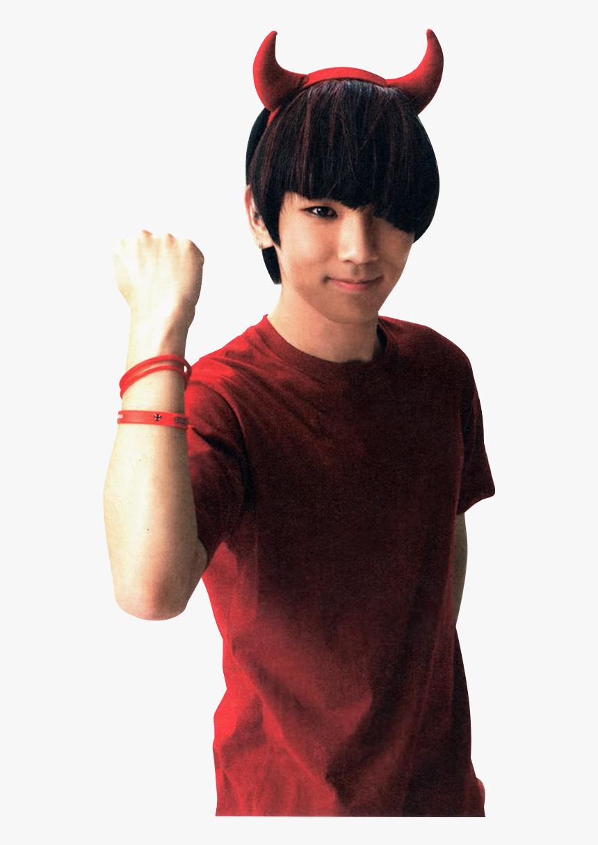 Shinee Key Devil2 - Shinee Key Png Transparent, Png Download, Free Download