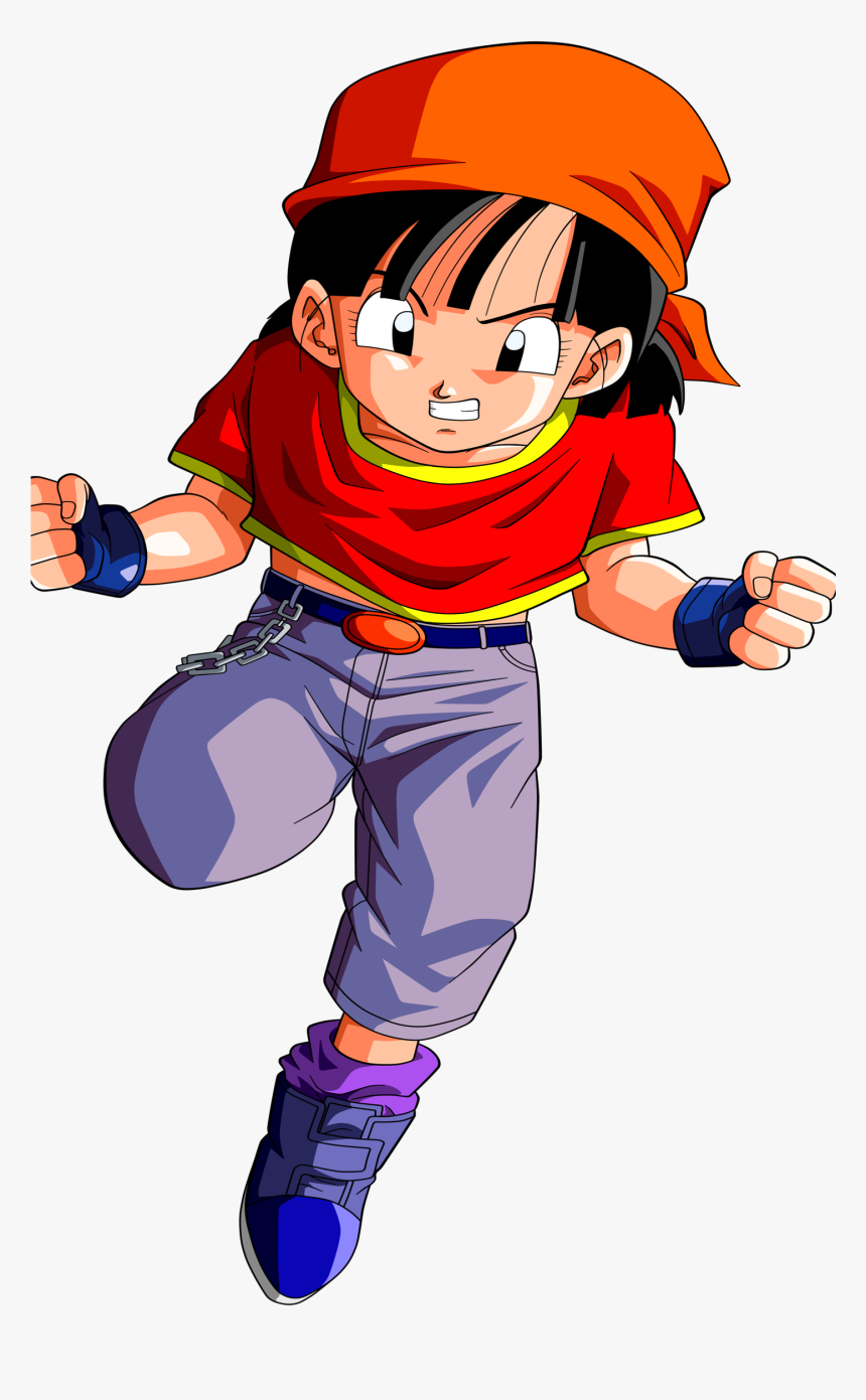 Anime / Dragon Ball Gt Mobile Wallpaper - Pan Dragon Ball Z Hd, HD Png Download, Free Download