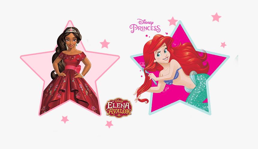 Princess Elena Girls Goodnites® Nighttime Underwear - Cartoon, HD Png Download, Free Download
