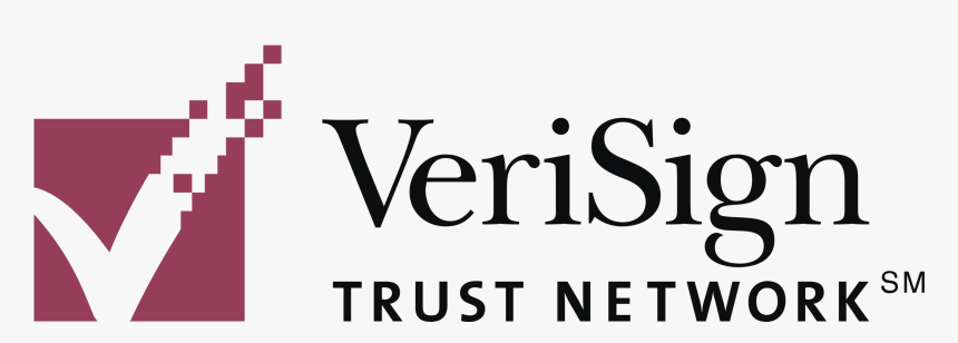 Verisign Logo Png Transparent - Verisign, Png Download, Free Download