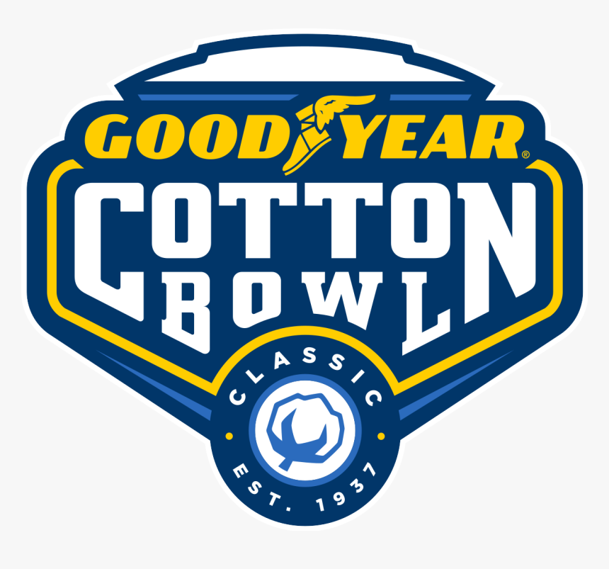 Cotton Bowl 2018 Logo, HD Png Download, Free Download