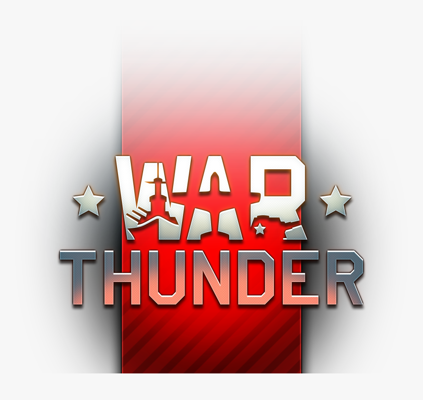 War Thunder Logo Png, Transparent Png - kindpng