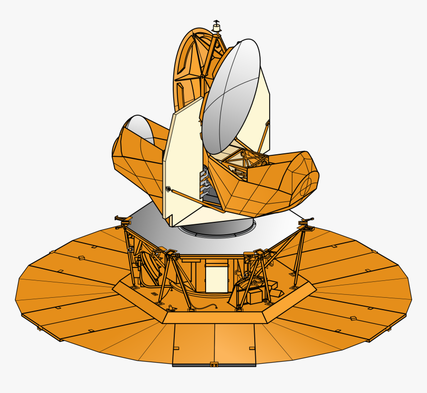 2001 Wilkinson Microwave Anisotropy Probe Wmap, HD Png Download, Free Download