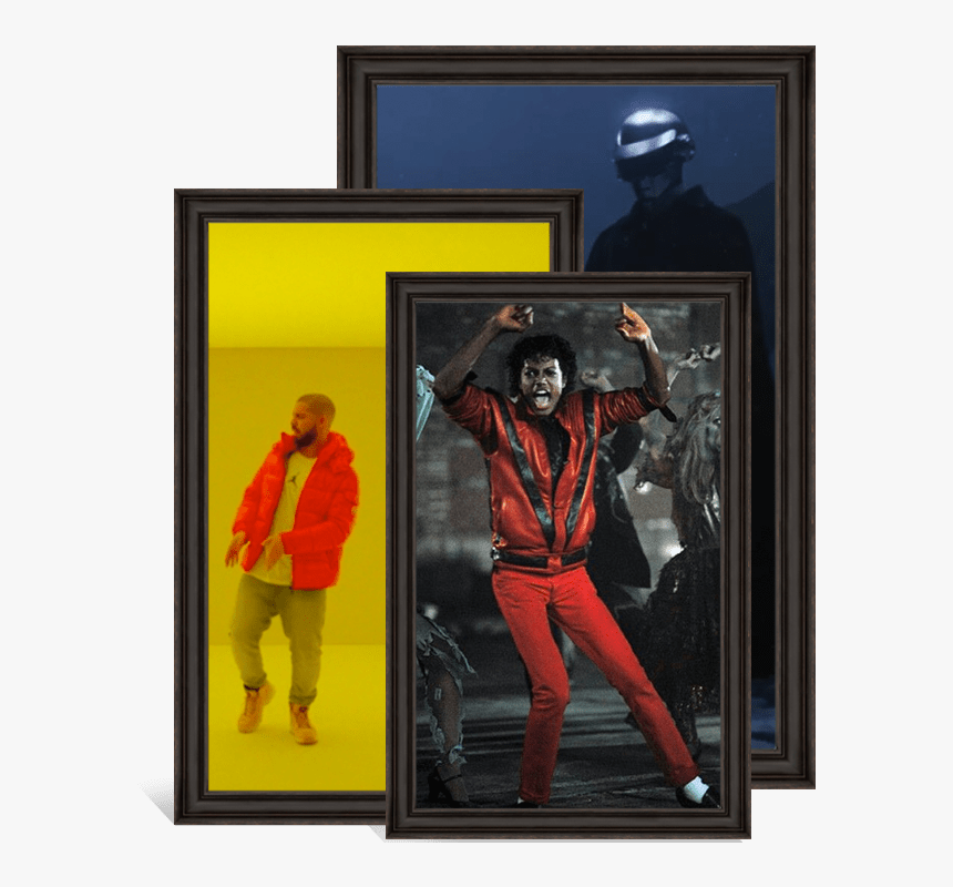 Michael Jackson Full Body Thriller, HD Png Download, Free Download