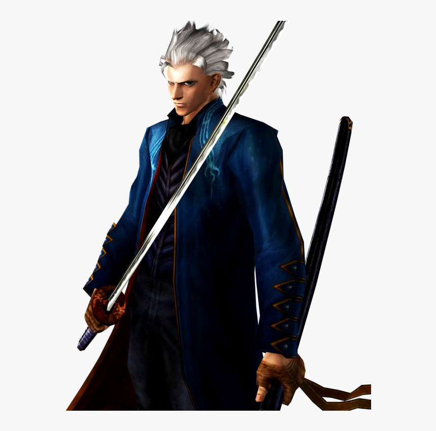 No Caption Provided - Devil May Cry 3 Vergil Logo, HD Png Download, Free Download