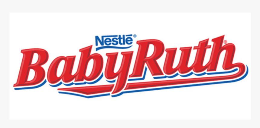 Baby Ruth Candy Bar Png - Baby Ruth Chocolate Logo, Transparent Png, Free Download