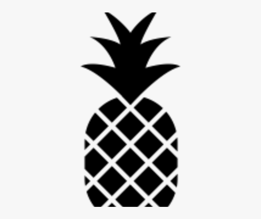 Simple Pineapple Clip Art, HD Png Download - kindpng