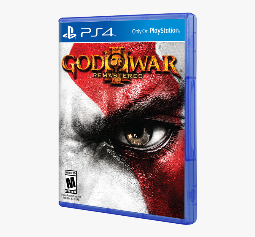 Ps4 God Of War 3 Cover, HD Png Download, Free Download