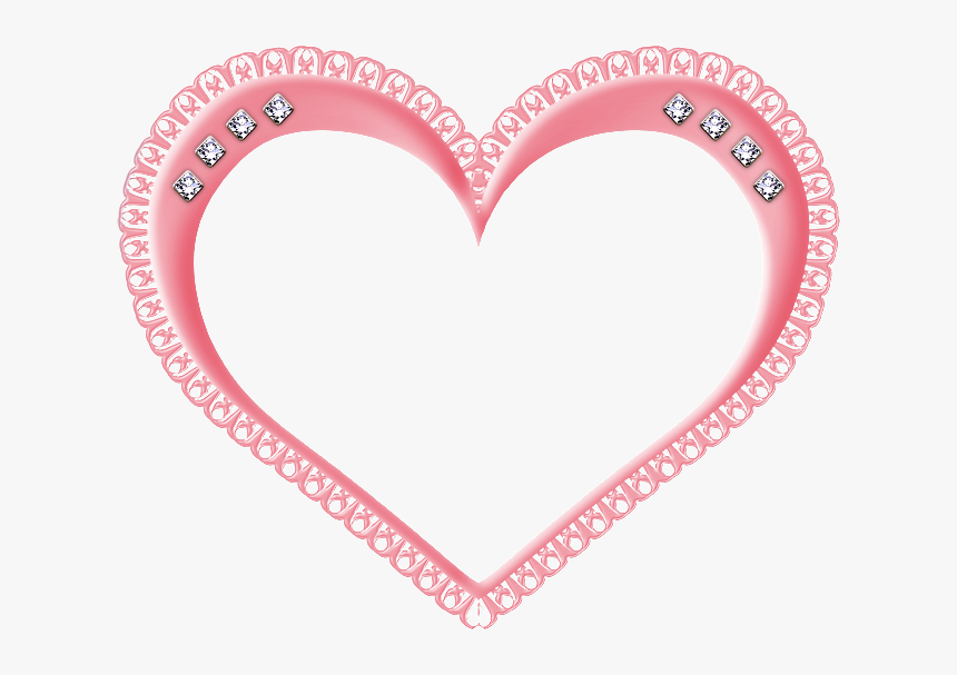 Horseplays Pasture Designs « Category - Heart Shape Border Design, HD Png Download, Free Download