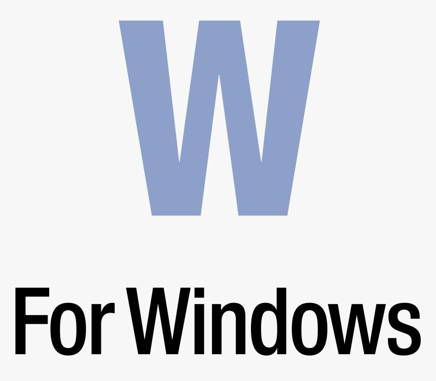 Mac For Windows Logo Png Transparent - Windows Mobile, Png Download, Free Download