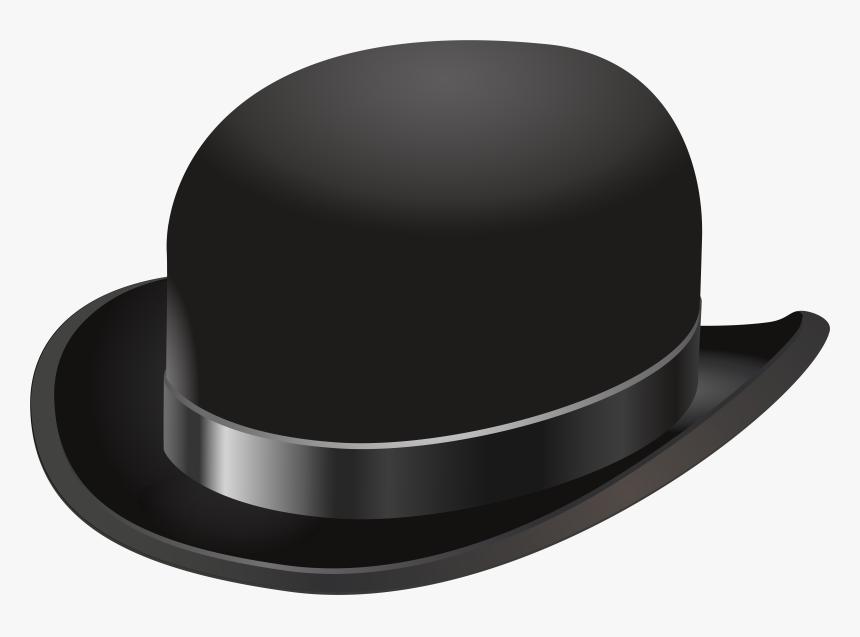 Fedora Clipart Headwear Bowler Hat Transparent Background Hd