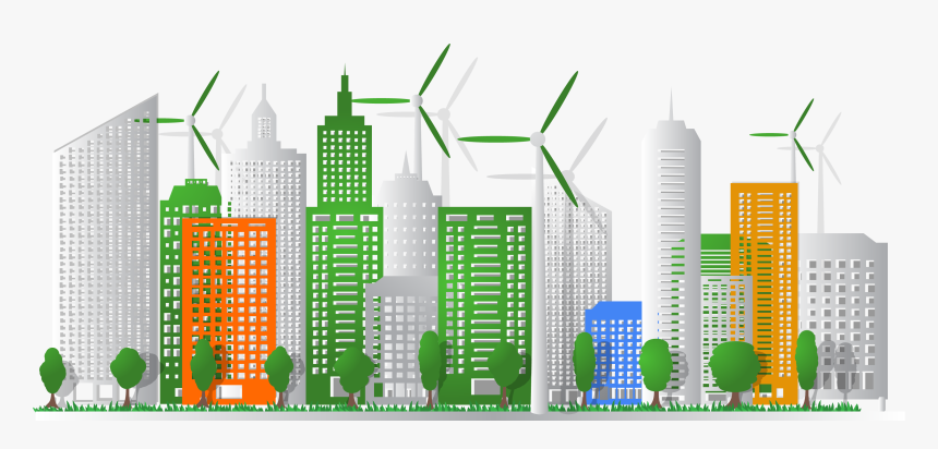 vector landscape urban sustainable city png transparent png kindpng sustainable city png transparent png