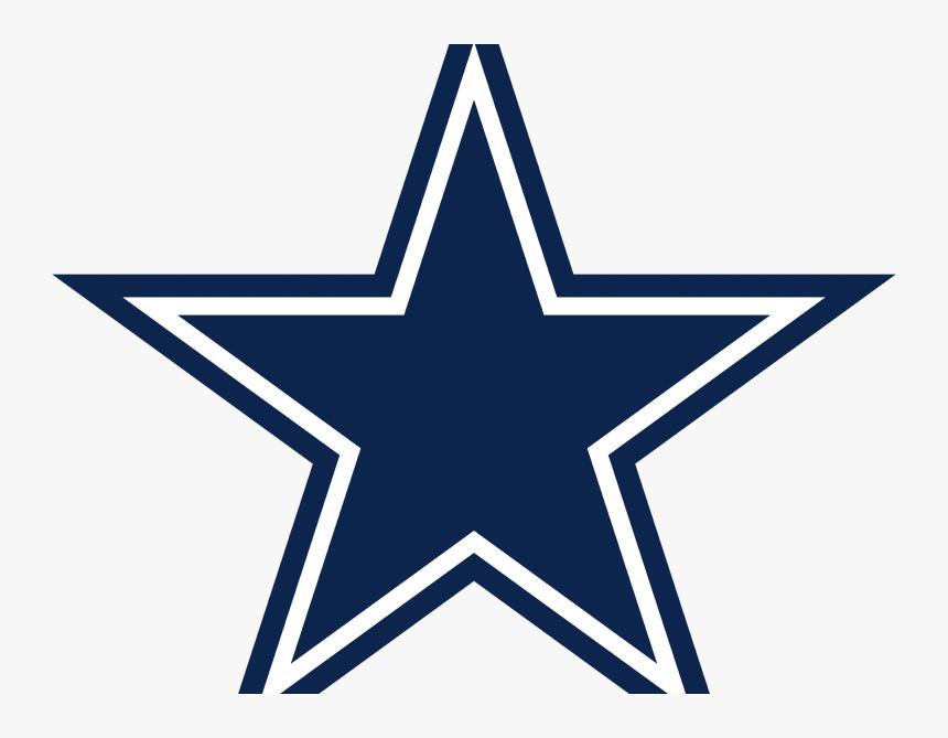 Dallas Cowboys Logo - Dallas Cowboys Star, HD Png Download, Free Download