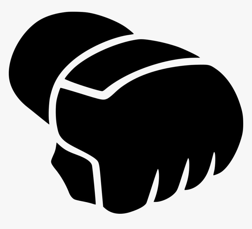 Mixed Martial Arts Mixed Martial Arts Icon Hd Png Download Kindpng