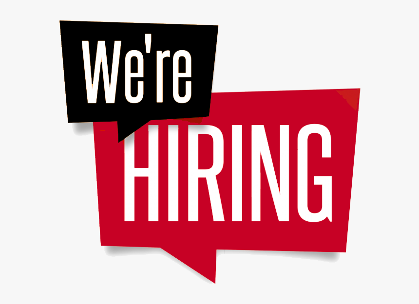 We Are Hiring - We Are Hiring Images Png, Transparent Png, Free Download
