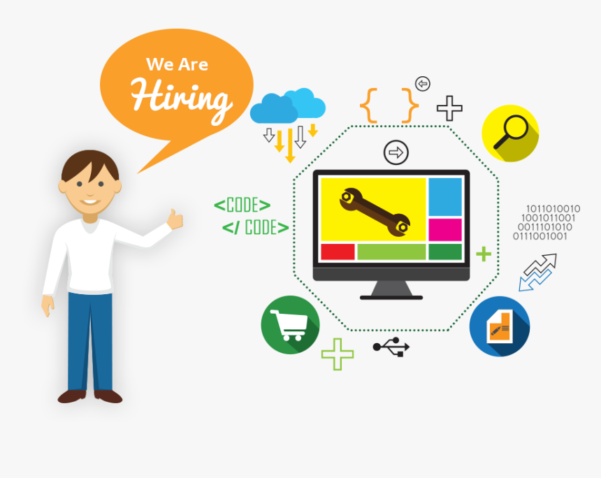 We Are Hiring - We Are Hiring Php Developer Template, HD Png Download, Free Download