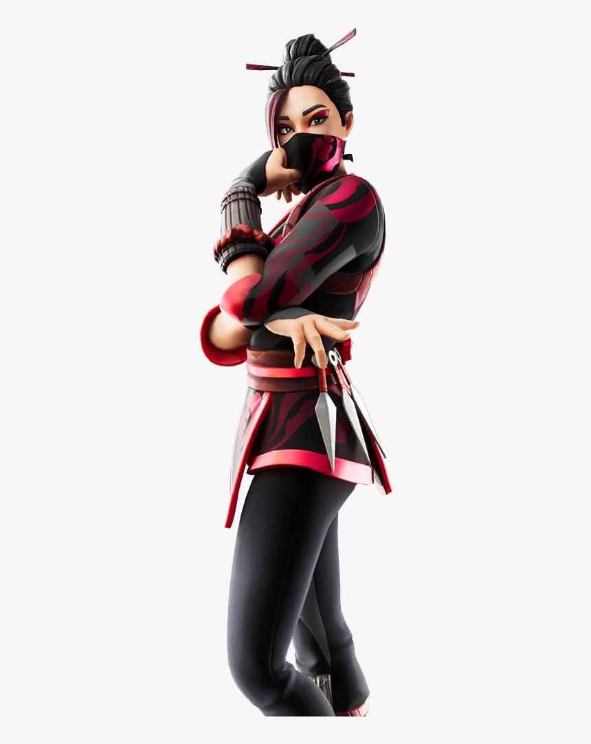 Red Jade Skin Fortnite, HD Png Download, Free Download