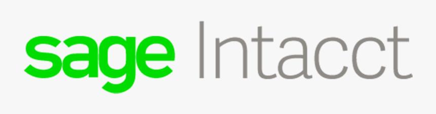 Sage Intacct Logo Png, Transparent Png, Free Download