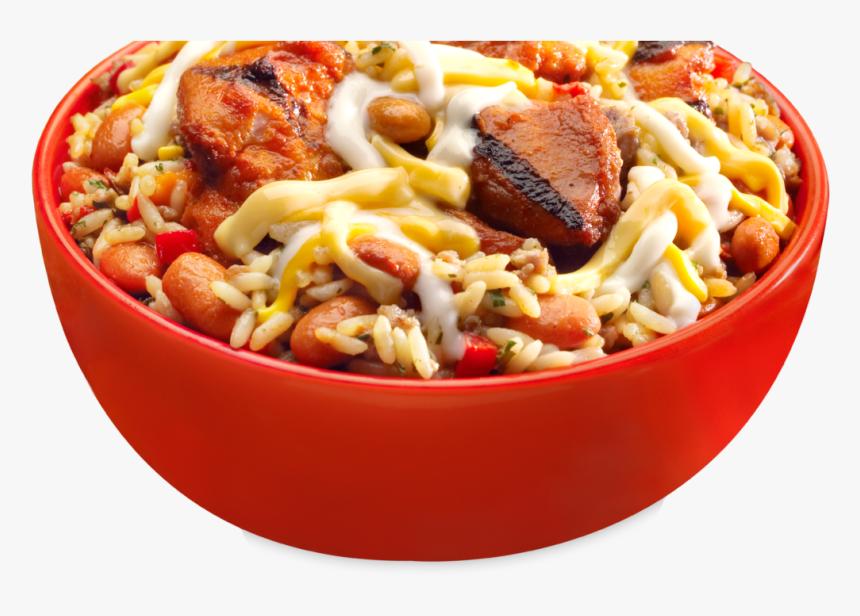 Rice Bowl - Bojangles Chicken Rice Bowls, HD Png Download, Free Download
