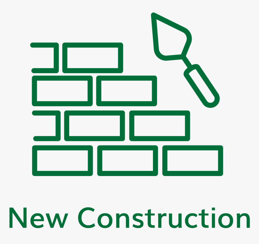 Bricks Hammers Vector Icons, HD Png Download, Free Download