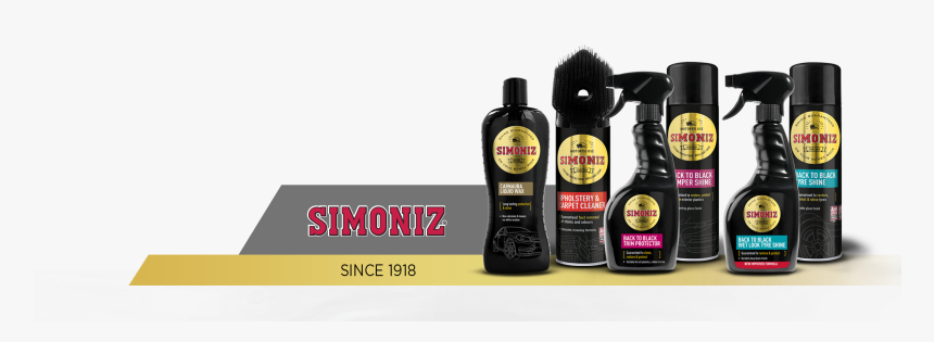 Simoniz Png Products, Transparent Png, Free Download
