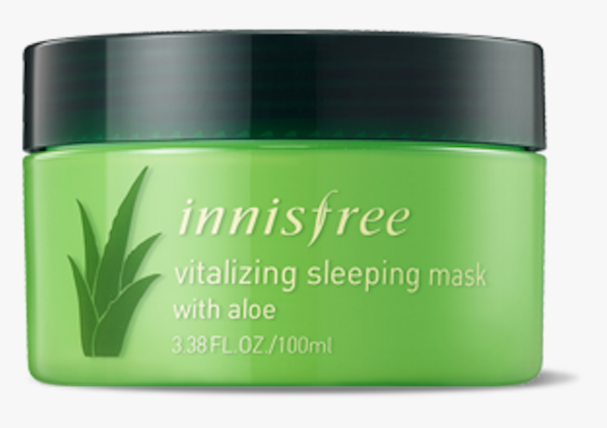 Innisfree Vital Overnight Sleeping Mask With Aloe, HD Png Download, Free Download