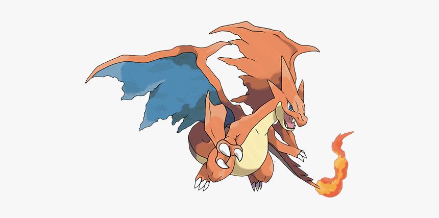 Mega Charizard - Pokemon Shiny Mega Charizard Y, HD Png Download, Free Download