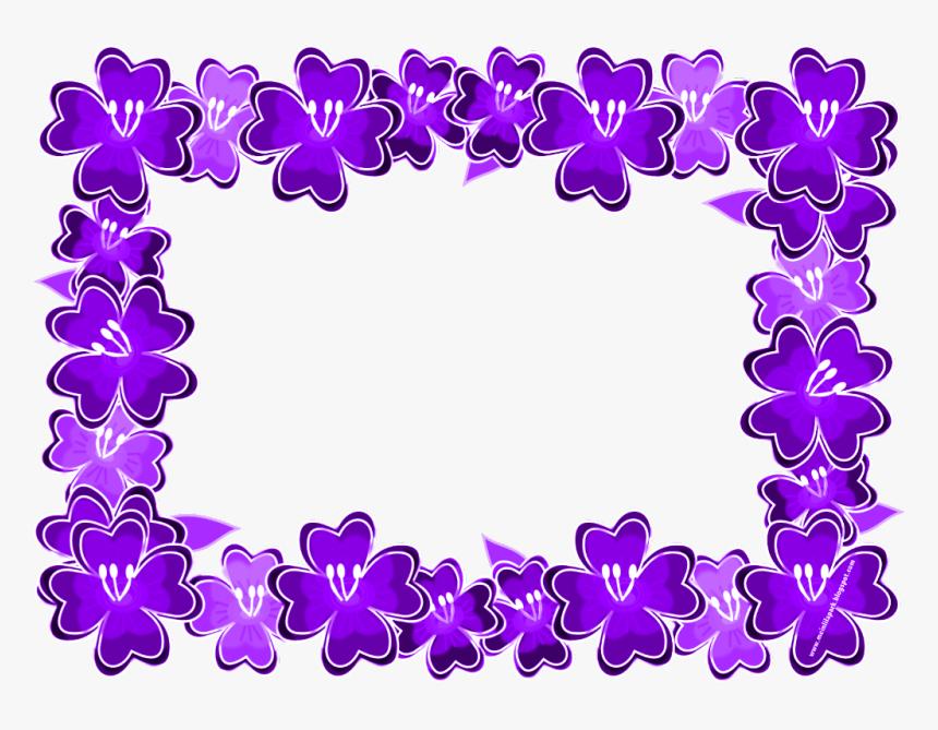 Transparent Purple Frame Png - Violet Borders And Frames, Png Download, Free Download