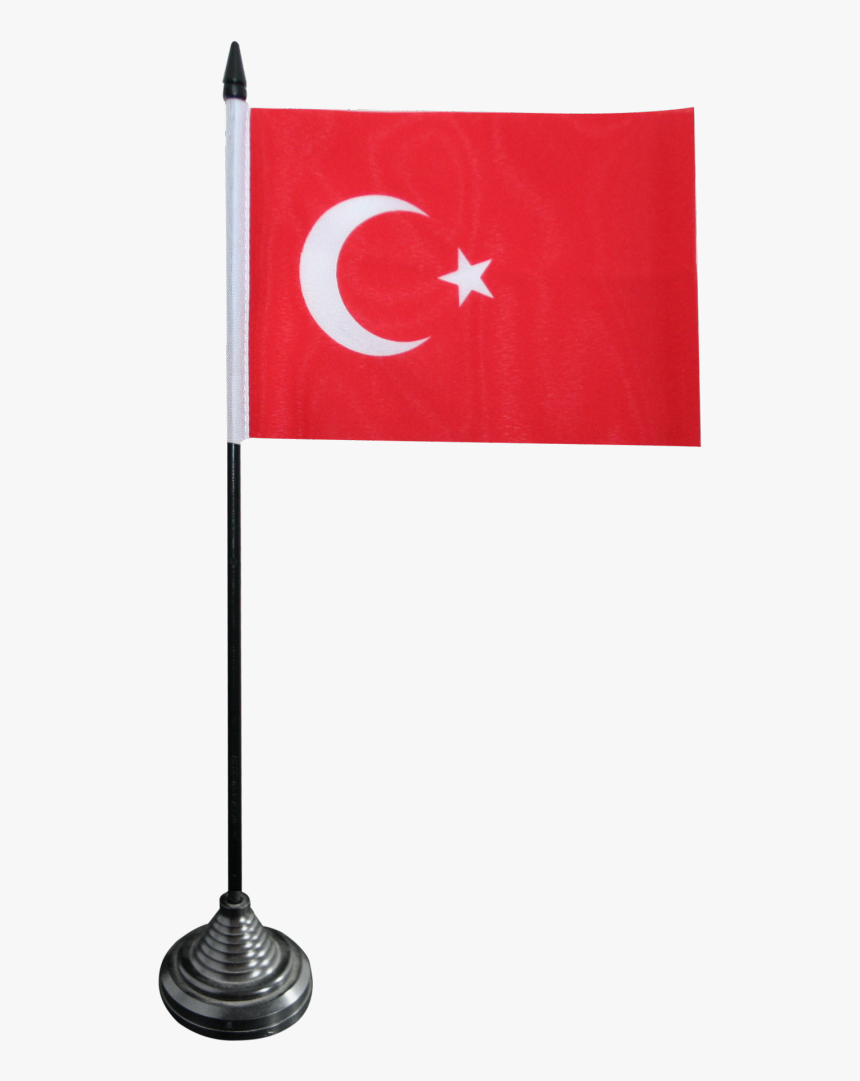 Turkey Table Flag - Flag, HD Png Download, Free Download