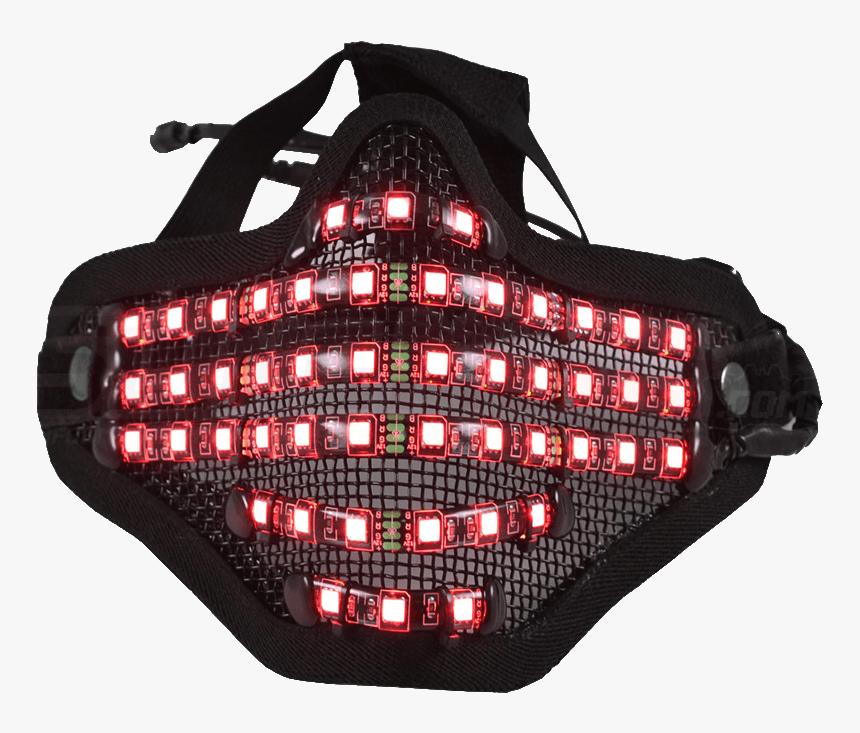 Bionic Designs Led Mask, HD Png Download, Free Download