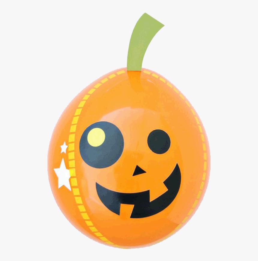 Halloween Calabaza En Globo Clipart , Png Download - Halloween Balloon Decor Ideas, Transparent Png, Free Download