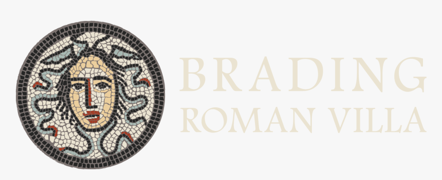 Brading Roman Villa - Brading Roman Villa Poster, HD Png Download, Free Download