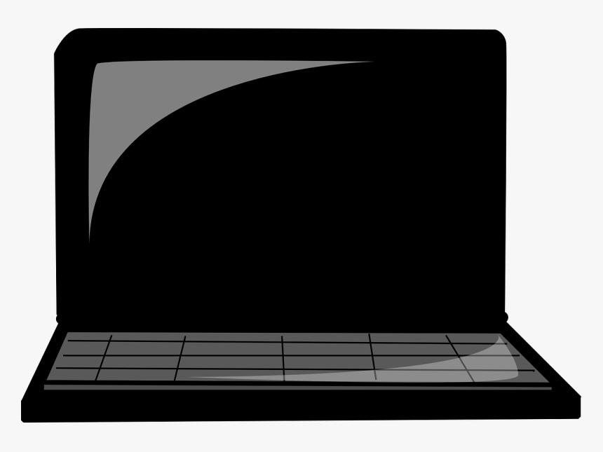 Transparent Laptop Vector Png - Netbook, Png Download, Free Download