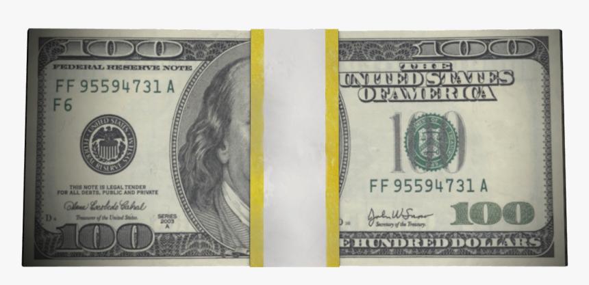 100 Dollar Bill, HD Png Download, Free Download