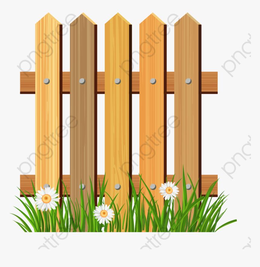 fence barrier cartoon fences flower garden clipart png transparent png kindpng flower garden clipart png transparent