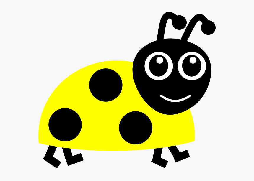 Yellow Ladybug Clip Art At Clker Lady Bug Clipart Hd Png Download Kindpng 1,138 transparent png illustrations and cipart matching bugs. lady bug clipart hd png download