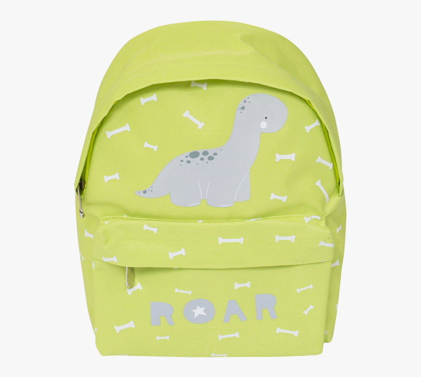 Mini Backpack - Brontosaurus - Little Lovely Company Backpack, HD Png Download, Free Download
