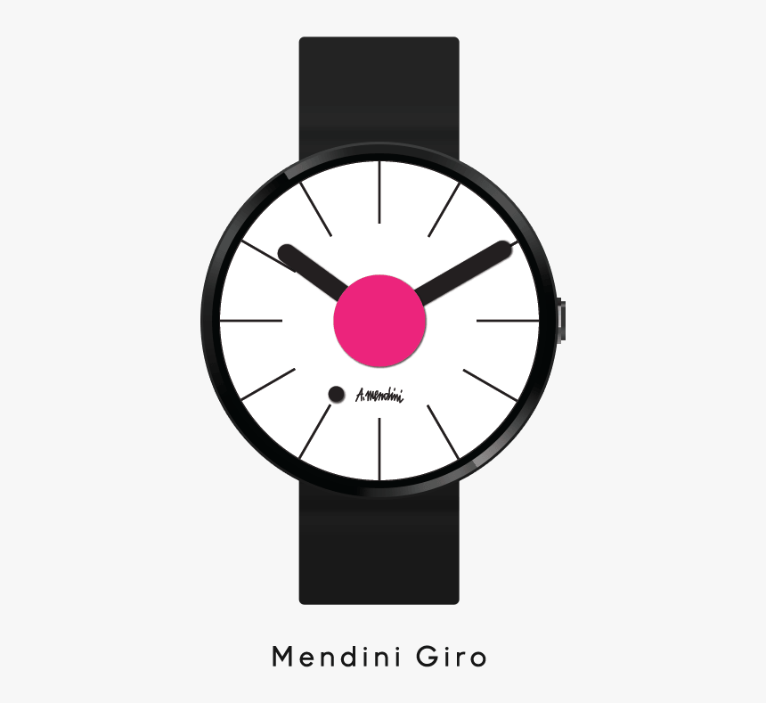Mendini Giro - Watch Interfaces, HD Png Download, Free Download
